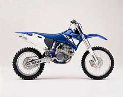 YAMAHA YZ426F PARTS