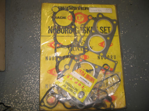 YAMAHA XJ650 DOHC VESRAH TOP END GASKET SET