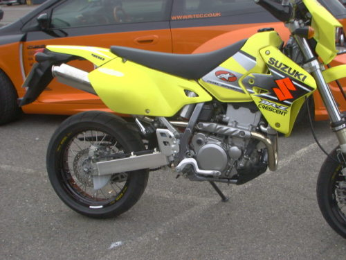 Suzuki DRZ400 Exhaust System, Suzuki DRZ400 Parts, Suzuki