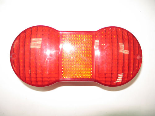 SUZUKI GT380 GT500 GT550 GT750 REAR LIGHT LENS NEW