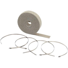 "ACCEL EXHAUST WRAP KIT TAN 2""x25'"