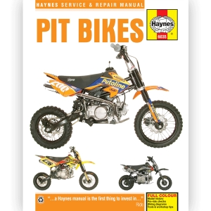PIT BIKES WORKSHOP MANUAL