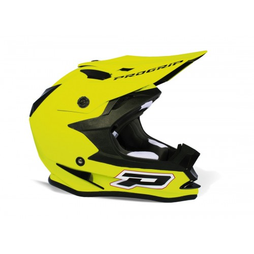 Progrip 3191/16 Helmet Fluorescent-Yellow