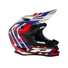 Progrip 3191/16 Helmet Red/White/Blue