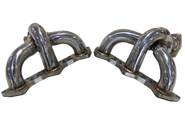 Porsche 997 Turbo Performance Exhaust Manifolds (Pair)