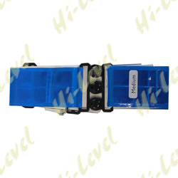 SAM BROWNE BELT MEDIUM BLUE FLUORESCENT