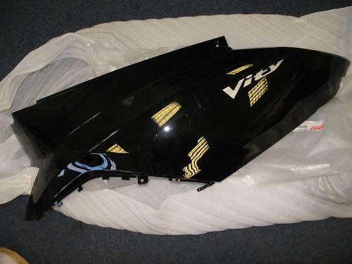 Yamaha XC125e Vity 125 Lefthand side panel gloss black new