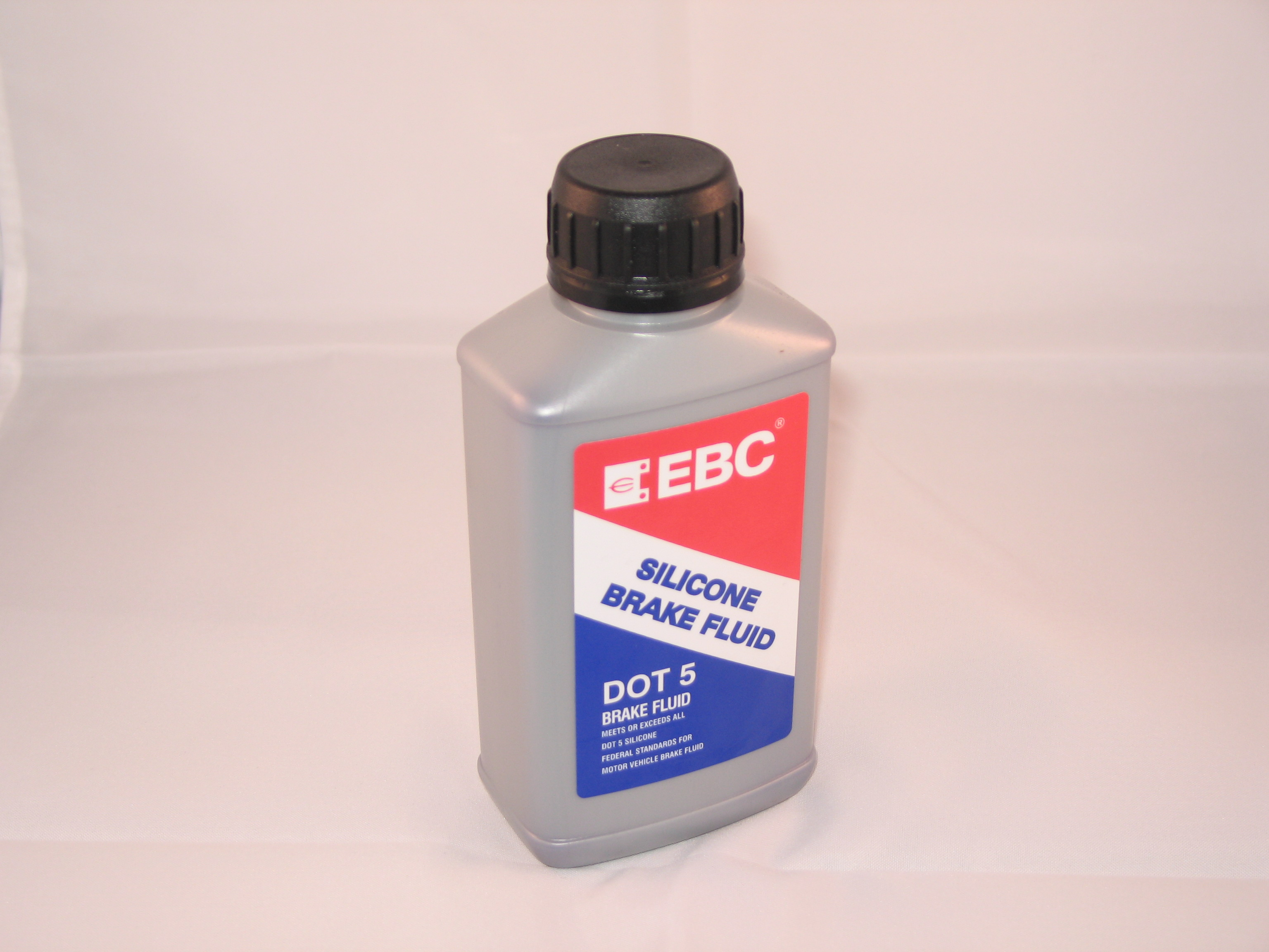EBC DOT 5 SILICONE BRAKE FLUID 250ML