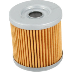 DERBI GPR125 4V, MULHACEN 125, SENDA DRD R125 4V, SENDA DRD SM125 4V, SENDA TERRA 125, SENDA TERRA ADVENTURE 125 2007-2013 OIL FILTER REPLACEABLE ELEMENT PAPER