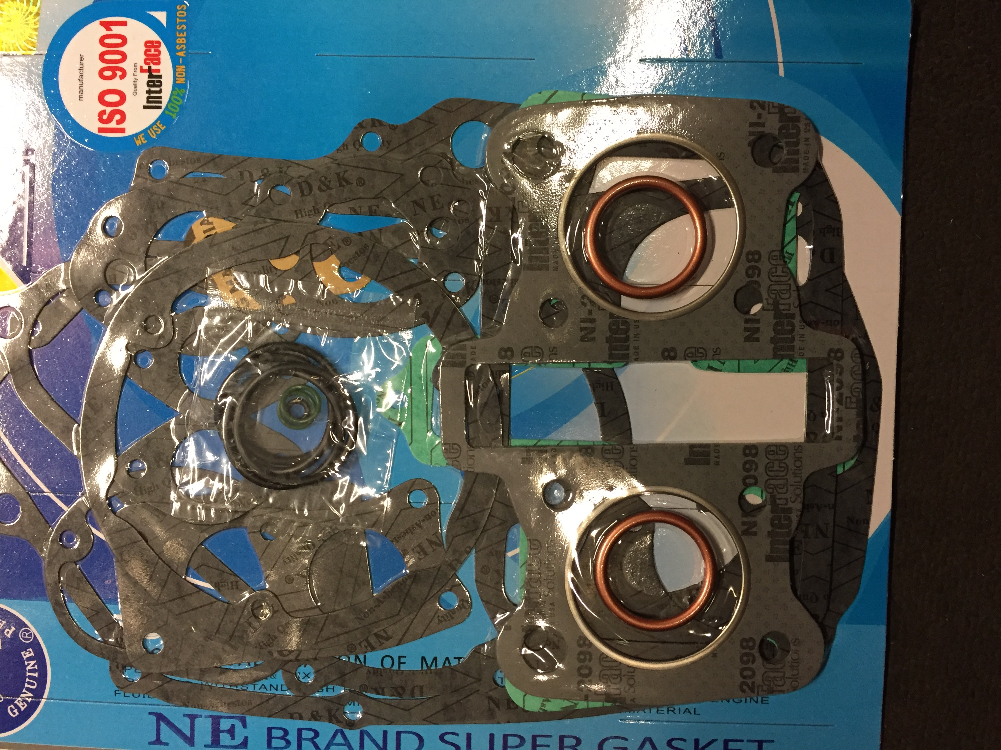 Honda CB175, CD175 K4-K6 1971-on GASKET Full Set