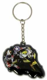 Ben Spies #11 Tech 3 Yamaha MOTOGP KEY RING
