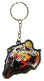 Dani Pedrosa #3 Repsol Honda MOTOGP KEY RING