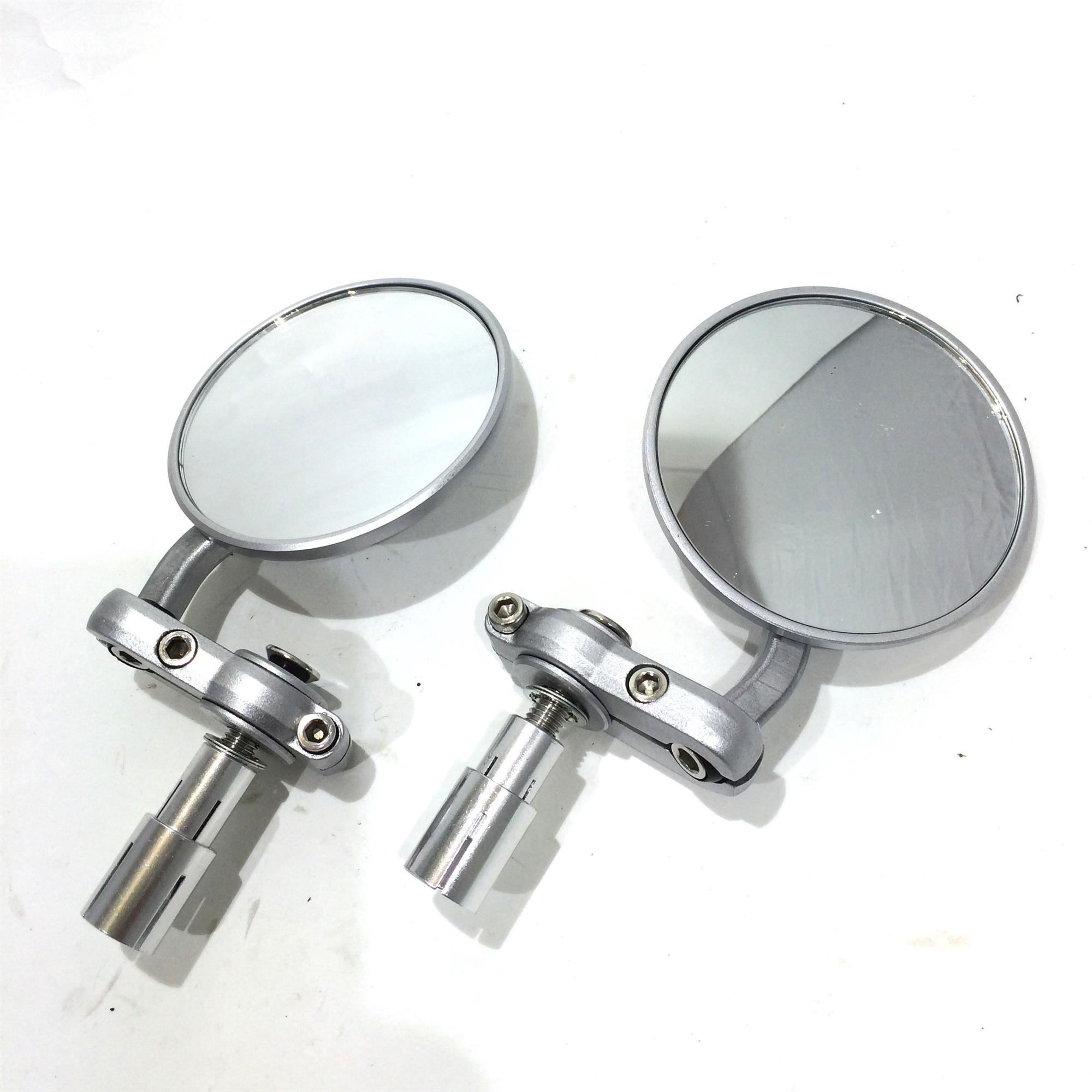 MIRROR MR103 SILVER PAIR