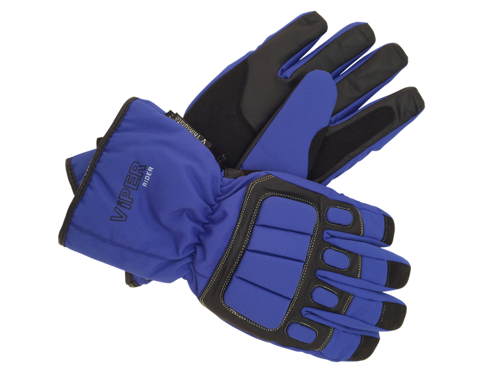 VIPER VECTOR MAX GLOVES BLUE
