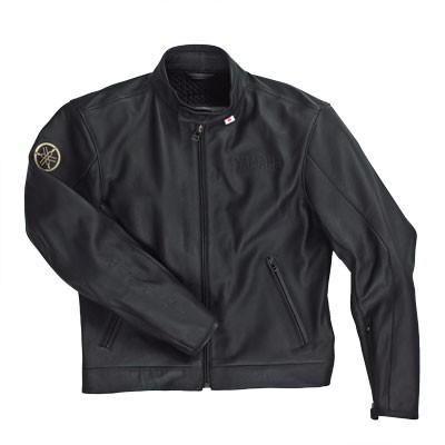 Yamaha Iwata Ladies Leather jacket size- 42