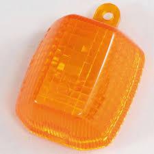 KAWASAKI ZXR400 ZXR750 KR1 KR1S ZX7R ZX6R AR125 iNDICATOR LENS 23048-1068