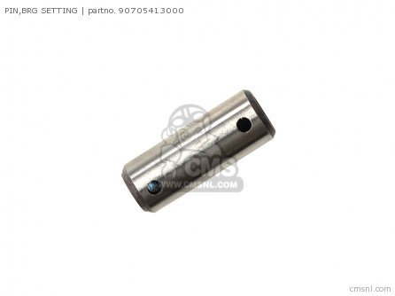 Honda 90705-413-000 PIN, BEARING SETTING