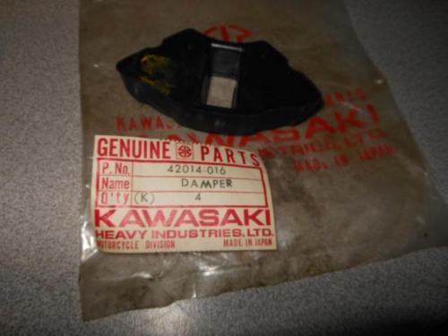 Kawasaki G4TR G5 KE100 Rear Hub Shock Damper 42014-016
