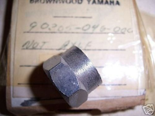 Honda CT90 Axle Nut 90305-046-000