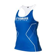 LADIES YAMAHA PADDOCK TANK TOP - EXTRA LARGE (UK 38)