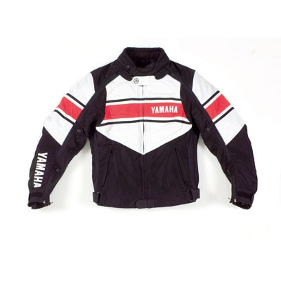 Yamaha Venturi Jacket red and white size- S