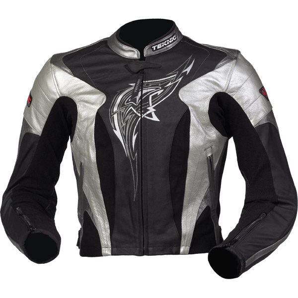 Teknic Women's Venom Leather Jacket size 12
