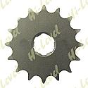 569-16 FRONT SPROCKET YAMAHA RZ250, SR250, XV250, YDS-6, YDS-7