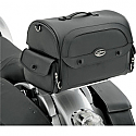 SADDLEMEN EXPRESS CRUIS'N TRUNK BAG SYNTHETIC LEATHER BLACK