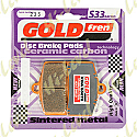 GOLDFREN S33-233 FA399, SBS821, FDB2201 (PAIR)