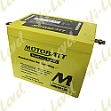 MOTOBATT BATTERY MBHD12H FULLY SEALED GM32-4A, YHD4-12 (2)