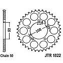 REAR SPROCKET 1022 FITMENT X 38 TEETH DUCATI ETC