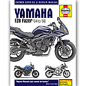 Yamaha FZ6 Fazer (04-08)  WORKSHOP MANUAL