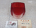 HONDA NC50 EXPRESS C50 NEW GENUINE REAR LIGHT LENS 33702-147-601