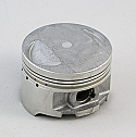 HONDA CG125 (KGA ALL MODELS ) PISTON KIT STD TO 1.00 mm O/S (13MM G/PIN) JAPAN