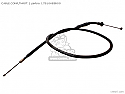 Honda Vision Throttle Cable P/No 17910GN2000