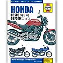 Honda CB500/CBF500 (93-08)  WORKSHOP MANUAL