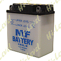 BATTERY CB3L-B (L: 99MM x H: 111MM x W: 57MM)