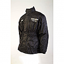 H2OUT OVER JACKET WATERPROOF - BLACK