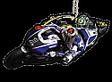 Jorge Lorenzo #1 / Yamaha Factory Racing KEY RING