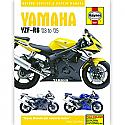 YAMAHA YZF-R6 2003-2005 WORKSHOP MANUAL