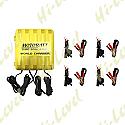 MOTOBATT PDC4X2A BATTERY CHARGER WORLD QUAD BANK 4 AMP