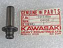 KAWASAKI KZ400 KZ250 KL250 KZ200 EXHAUST VALVE GUIDE 12013-004