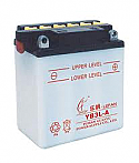 MOTORCYCLE BATTERY CB3L-A (YB3-LA) HIGH PERFORMANCE 12V