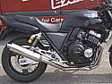 HONDA CB400 Super Four NC31 92-97 4-1 System ROAD/SPORT WITH R/B BRUSHED