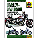 HARLEY DAVIDSON SHOVELHEAD & EVOLUTION BIG TWINS WORKSHOP MANUAL