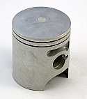 HONDA MTX125, MBX125 PISTON KIT (STD TO 1.00 OVERSIZE) JAPAN