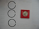 Honda CB350, k1 genuine piston rings .50 oversize