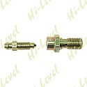 BANJO BOLT & BLEED NIPPLE 10MM x 1.00MM