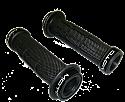 HANDELBAR ROUND XLR8 ROAD GRIP 125mm BLACK/BLACK