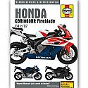 Honda CBR1000RR Fireblade (04-07)  WORKSHOP MANUAL